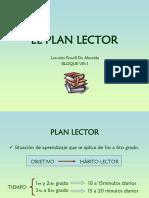05 EL PLAN LECTOR.ppt