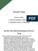 Dinasti Tang