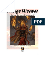 Mage Weaver Game Design Doc