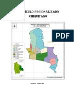 CURRICULO REGIONALIZADO - CHIQUITANO