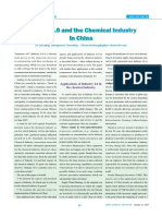 Industry 4 and Chemical Industry in China CCR Oct 2017