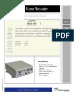 AL6200 - ProductSpecifications D031089239 Rev B