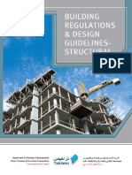 Building Regulations & Design Guidelines- Structural