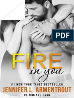 Wait for You 6 - Fire in You - Jennifer L. Armentr
