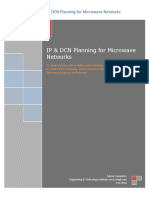 IP DCN Planning for Microwave Network
