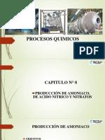 Clase 8 Fabricación de Amoniaco