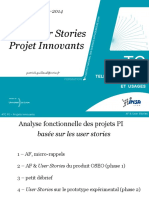 4TC TD PI User Stories Projets PI v1.1 2014