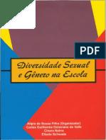 Diversidade Sexual e Genero Na Escola