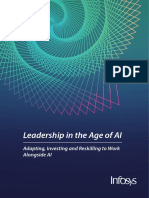 Age of Ai Infosys Research Report