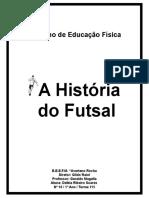 A História Do Futsal