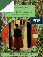 Zemon Davis Natalie - Mujeres de Los Margenes - Tres Vidas Del Siglo XVII