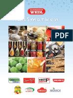 Hausmarken Katalog Wedl 2016