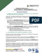 Preguntas Frecuentes Circular 026 Superfinanciera 20081008