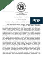 EQUIDAD - COSA JUZGADAhttp Historico.tsj.Gob.ve Decisiones Scs Mayo 0673