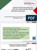 PPT Plenaria Competencia 1 La Corporidad y Motricidada en La Escuela Formato L
