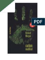 Richard K Morgan- Carbon Modificat