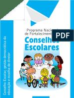 Gestão Democrática, Conselho Escolar e a Escolha Do Direito _ Complementar