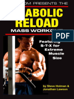 Anabolic Reload