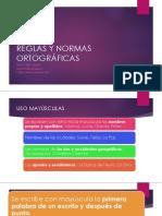 0.31 Reglas y Normas Ortográficas