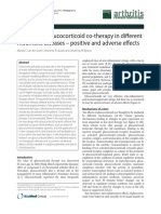 The value of glucocorticoid co-therapy in different 2014.pdf