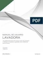 Manual de Lavadora y Manchas