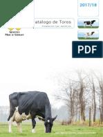 Ggi Catalogo de Toros 2017-18