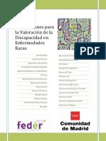 Guia Orientaciones Valoracion Discapacidad Enfermedades Raras