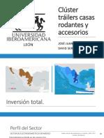 Clúster Tráilers Casas Rodantes y Accesorios