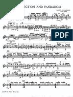 146860973 Boccherini L Boccherini Playing Bream Introduction and Fandango Part of Guitar Alone