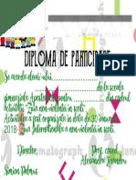 diploma ziua internationala a nonviolentei in scoli