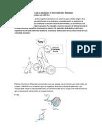 Conceptos Cinéticos Para Analizar El Movimiento Humano