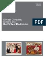 1. The Birth of Modernism Presentaion.pdf
