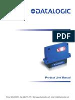 Datalogic AL5010 Manual