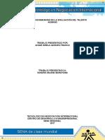 Evidencia 2 Benchmarking en La Evaluacion Del Talento Humano Jose