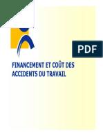 004-Financement Et Cout Des ATMP