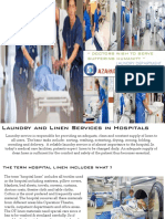 LAUNDRY DESIGN IN HOSPITAL LITERATURE STUDY -RM