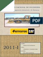 Organizacion  Ferreyros