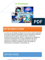 La Ciencia y La Tecnología - NOE