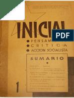 1938-08 Inicial Nº 1