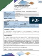 Guía de Actividades y Rúbrica de Evaluación - Fase 2 - Analizar La Terminología Principal Del Curso (1)