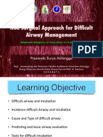 P_2016_Difficult Airway Management Non Surgical_Airlangga_Sympo Emergency for Every Doctor