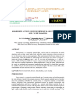 Composite Action of Ferrocement Slabs Under Static and Cyclic Loading-composite Action of Ferrocement Slabs Under Static and Cyclic Loading