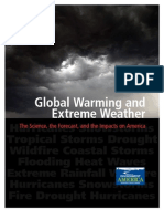 Global Warming and Extreme Weather
