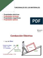 Clase 16. Propiedades Funcionales de Los Materiales