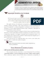 Hermeneutica Juridica - Unidade 3.pdf