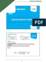 IDENTIFICACIÓN DE TORNILLOS