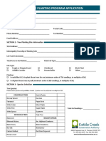 2018 Tree Planting Application Form (2)