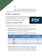 Qué es el IPC
