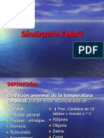 _Síndrome febril