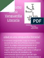 El Cubismo Literario Def